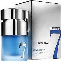 Düfte, Parfümerie und Kosmetik Loewe 7 Loewe Natural - Eau de Toilette