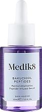 Düfte, Parfümerie und Kosmetik Anti-Falten Gesichtsserum gegen Irritationen und Rötungen mit Peptiden und Bakuchiol - Medik8 Bakuchiol Peptides