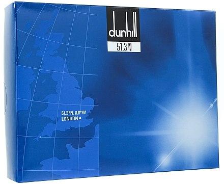 Dunhill Dunhill 51.3 N - Duftset (Eau de Toilette/100ml + After Shave Balsam/150ml) — Bild N1