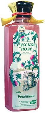Bio-Shampoo für alle Haartypen mit Klette - Fratti HB Russisches Feld — Bild N1