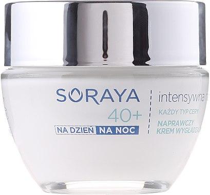 Glättende Gesichtscreme - Soraya Intensive Repair Smoothing Repair Cream 40+ — Bild N2