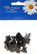Düfte, Parfümerie und Kosmetik Haarklammern 25204 schwarz 18 St. - Top Choice