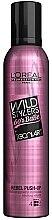 Düfte, Parfümerie und Kosmetik Haarmousse-Puder für mehr Volumen - L'Oreal Professionnel Tecni.Art Wild Stylers Rebel Push-up Mousse
