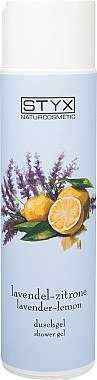 Erfrischendes Duschgel mit Lavendel und Zitronenduft - Styx Naturcosmetic Lavender Lemon Shower Gel — Bild N2
