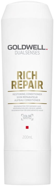 """Haarspülung """"Rich Repair"""" für trockenes, geschädigtes und gestresstes Haar - Goldwell Dualsenses Rich Repair Restoring Conditioner"""