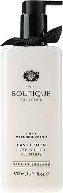 Handlotion mit Limette und Orangenblüte - Grace Cole Boutique Lime and Orange Blossom Hand Lotion — Bild N1
