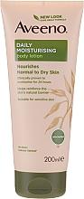 Düfte, Parfümerie und Kosmetik Nährende und feuchtigkeitsspendende Körperlotion für normale bis trockene Haut - Aveeno Daily Moisturising Lotion