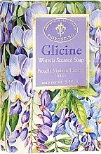 Düfte, Parfümerie und Kosmetik Naturseife mit Glyzinienduft - Saponificio Artigianale Fiorentino Masaccio Wisteria Soap