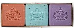 Düfte, Parfümerie und Kosmetik Naturseifen-Geschenkset - Essencias De Portugal Spring Coffret Scent Collection