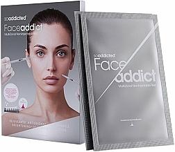 Düfte, Parfümerie und Kosmetik Professionelle, hocheffektive Patches gegen Hautalterung - Soaddicted Faceaddict Multi-Zonal Non-Injectable Filler