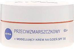 Tägliche Anti-Falten-Modelliercreme 65+ - Nivea Anti-Wrinkle Day Cream 65+ — Bild N2