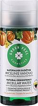 Düfte, Parfümerie und Kosmetik Mizellenwasser mit Kürbis - Green Feel's Micellar Water
