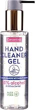 Düfte, Parfümerie und Kosmetik Antibakterielles Handgel mit Aloe Vera - Concertino Hand Cleaner Gel