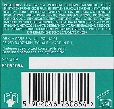 Feuchtigkeitsspendende Gesichtscreme - Dermika 100% For Men Powerstarter Moisturising Hydrocream 2 in 1 — Bild N3