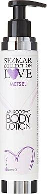 Körperlotion mit Aphrodisiaka - Hristina Cosmetics Sezmar Love Metsel Aphrodisiac Body Lotion — Bild N1