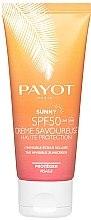 Düfte, Parfümerie und Kosmetik Sonnenschutzcreme für das Gesicht SPF 50 - Payot Sunny SPF 50