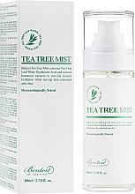 Düfte, Parfümerie und Kosmetik Beruhigender und feuchtigkeitsspendender Gesichtsnebel mit Teebaum-Extrakt - Benton Tea Tree Mist