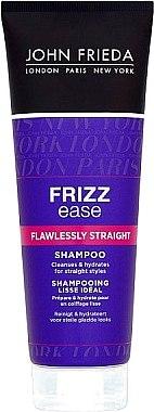 Glättendes Shampoo für widerspenstiges Haar - John Frieda Frizz-Ease Flawlessly Straight Shampoo — Bild N1