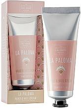 Düfte, Parfümerie und Kosmetik Hand- und Nagelcreme La Paloma - Scottish Fine Soap La Paloma Hand & Nail Cream