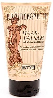 Haarbalsam mit Melisse und Hopfen - Styx Naturcosmetic Haar Balsam mit Melisse — Bild N1