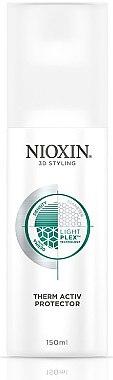 Hitzeschutzspray für alle Haartypen - Nioxin 3D Styling Therm Activ Protector — Bild N1