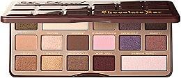 Düfte, Parfümerie und Kosmetik Lidschatten-Palette - Too Faced Chocolate Bar Eye Shadow Collection