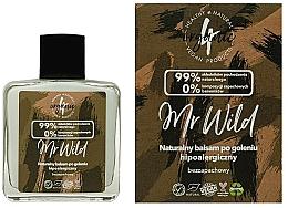 Düfte, Parfümerie und Kosmetik Hypoallergener After Shave Balsam - 4Organic Natural Hypoallergenic After Shave Balm