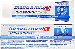 Düfte, Parfümerie und Kosmetik Zahnpasta Complete Protect Expert Professional Protection - Blend-a-med Complete Protect Expert Professional Protection Toothpaste