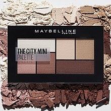 Lidschatten-Palette - Maybelline New York The City Kits Mini — Bild N3