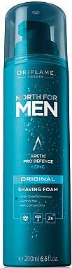 Rasierschaum - Oriflame North For Men Original Shaving Foam — Bild N1