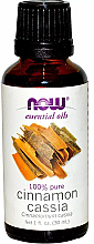 Düfte, Parfümerie und Kosmetik Ätherisches Öl Zimt Cassia - Now Foods Essential Oils 100% Pure Cinnamon Cassia