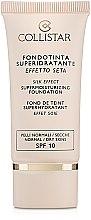 Düfte, Parfümerie und Kosmetik Feuchtigkeitsspendende Foundation LSF 10 - Collistar Silk Effect Supermoisturizing Foundation