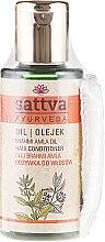 Düfte, Parfümerie und Kosmetik Haaröl - Sattva Brahmi Amla Hair Oil