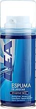 Düfte, Parfümerie und Kosmetik Rasierschaum für empfindliche Haut - Lea Sensitive Skin Shaving Foam