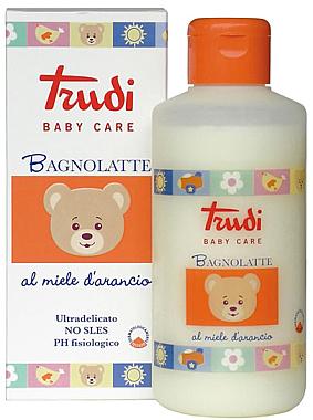 Bademilch für Babys mit Orangenhonig - Trudi Baby Bath Milk With Honey From Orange Blossom — Bild N1