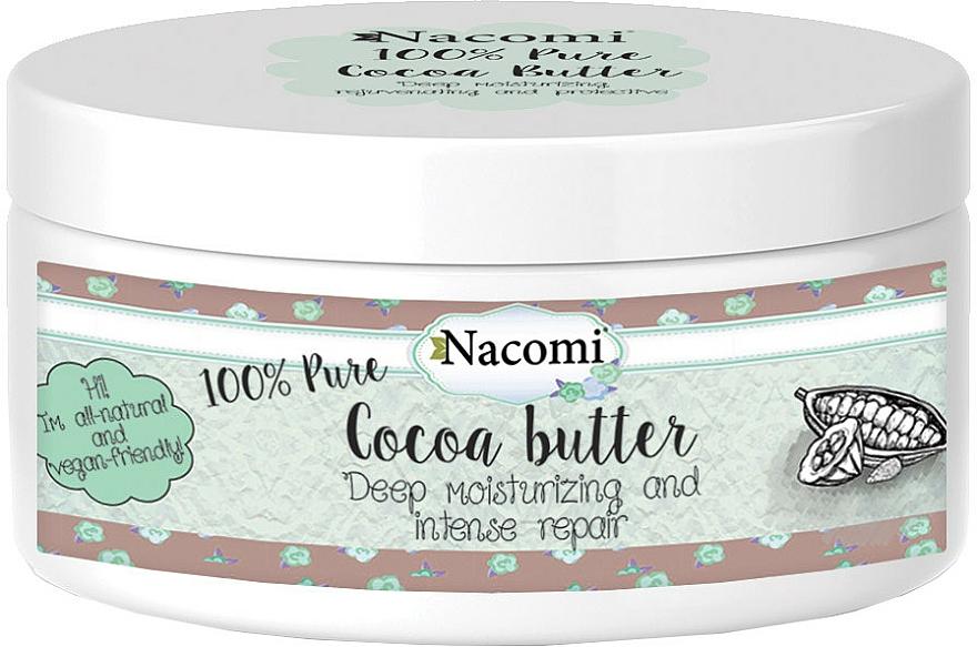 Natürliche Kakaobutter für Körper - Nacomi Natural Kakao Butter — Bild N1