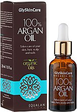 Düfte, Parfümerie und Kosmetik 100% Arganöl für Haut, Haar, Kopfhaut und Nägel - GlySkinCare 100% Argan Oil