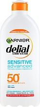 Sonnenschutzlotion für empfindliche Haut SPF 50+ - Garnier Ambre Solaire Sensitive Advanced SPF 50+ — Bild N3