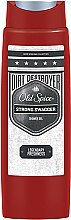Düfte, Parfümerie und Kosmetik Duschgel - Old Spice Dirt Destroyer Strong Swagger Shower Gel