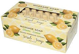Düfte, Parfümerie und Kosmetik Massage-Peelingseife Zitrone - Gori 1919 Massage Scrub Soap Lemon