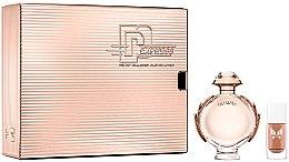 Düfte, Parfümerie und Kosmetik Paco Rabanne Olympea - Duftset (Eau de Parfum 50ml + Nagellack 9ml)