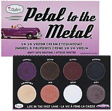 Düfte, Parfümerie und Kosmetik Lidschatten-Palette - theBalm Petal To The Metal Shift Into Neutral