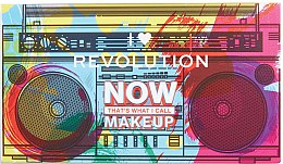 Düfte, Parfümerie und Kosmetik Lidschattenpalette - I Heart Revolution NOW That's What I Call Makeup 80s