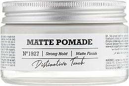 Düfte, Parfümerie und Kosmetik Mattierende Haarpomade Starker Halt - FarmaVita Amaro Matte Pomade