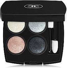 Düfte, Parfümerie und Kosmetik Lidschatten-Quartett - Chanel Les 4 Ombres