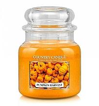 Düfte, Parfümerie und Kosmetik Duftkerze im Glas Pumpkin Harvest - Country Candle Pumpkin Harvest