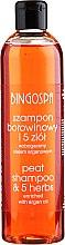 Düfte, Parfümerie und Kosmetik Torf-Shampoo mit 5 Kräutern und Arganöl - BingoSpa Shampoo Mud And Herbs 5