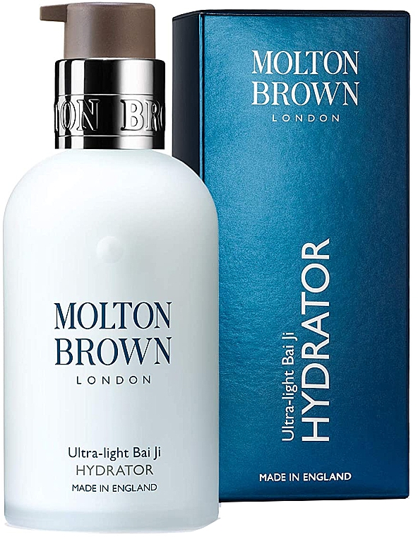 Ultra leichte feuchtigkeitsspendende Gesichtscreme - Molton Brown Ultra-Light Bai Ji Hydrator — Bild N1