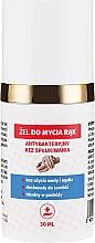 Düfte, Parfümerie und Kosmetik Antibakterielles Handgel - Sara Cosmetics Antibacterial Gel
