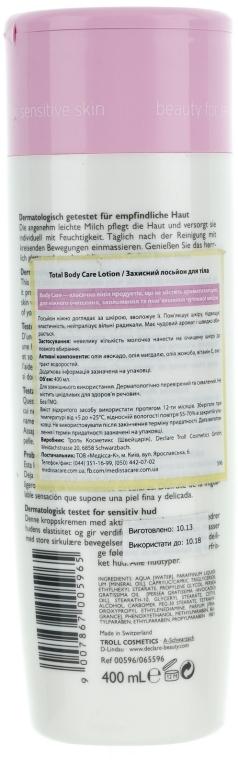 Schützende Körperlotion SPF 15 - Declare Total Body Care Lotion — Bild N2